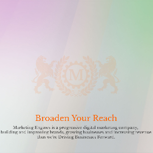 Broaden Your Reach with Marketing Engines